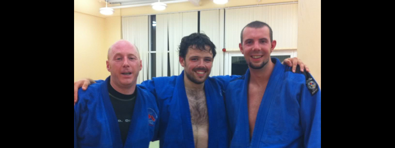 Judo Bash Night