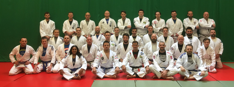 Gracie Jiu Jitsu Classes in Chelmsford